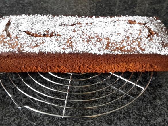Eiweissverwertung Schokoladen Nuss Kuchen Von La Manzanera Ein