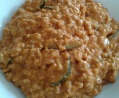 Dinkel-Zucchini-Topf