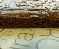 Double Choc Brownies - glutenfrei, milchfrei, eifrei, VEGAN