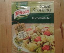 Salat-Fix oder Salat-Xrönung selbst gemacht, Pulver für Dressing