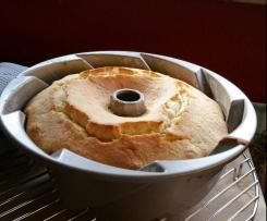 Zitronen-Mascarpone-Kuchen mit Zuckerguss