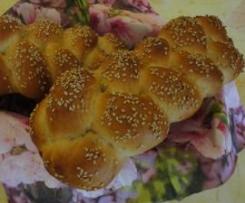 Italienischer Brot Zopf (aus Sizilien)