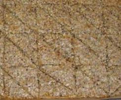 Bamba's Nussecken ohne Marmelade