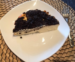 Cremiger Oreo-Cheesecake