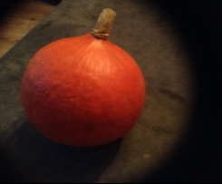 Pikante Kürbissuppe