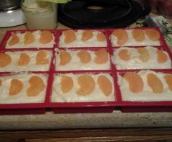 Käsekuchen ohne Boden-passend für Mini-Brot-Form (Tchibo)