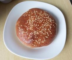 Burger- oder HotDog- Brötchen (Vegan)
