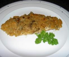 Fisch mit Knusperkruste