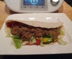 Shredded Beef / mex. Pulled Pork für mexikanische Taccos und Burritos