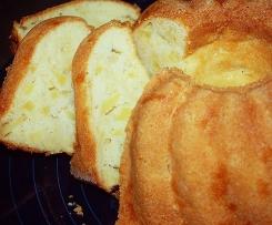 Apfel-Rührkuchen, leicht