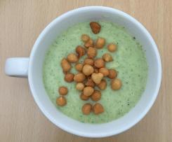 Brokkoli Blumenkohl Cremesuppe