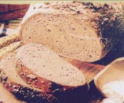 Joghurt-Brot oder -Brötchen