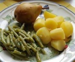All-In-One Birnen Bohnen Kartoffeln Speck