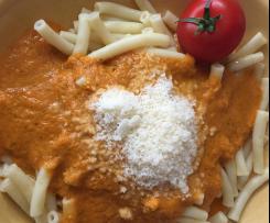 Tomaten-Gemüsesoße