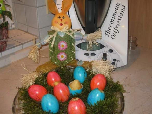 Kuchen Im Ei Perfekt Zu Ostern Von Thermimaus Ein Thermomix