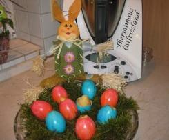 Kuchen im Ei - perfekt zu Ostern