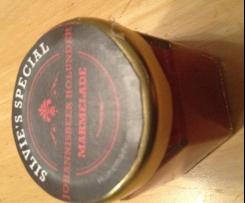 Johannisbeer-Holunder Marmelade