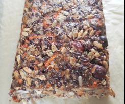 Möhren-Nuss-Brot (Ohne Mehl)