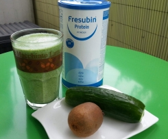 Gurken-Kiwi-Spinat-Smoothie