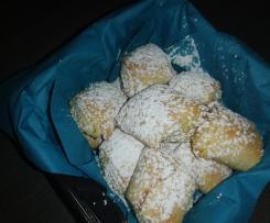 Süße Quarkbrötchen