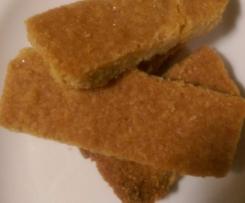 Ingwer- Shortbread