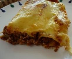 Cannelloni al forno  - > ohne viel Aufwand Rezept des Tages 27.01.14