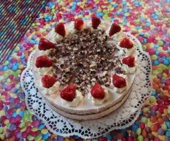 Jogurette - Torte / Yogurette - Torte mit Quark
