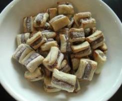 Dattel-Marzipan-Röllchen