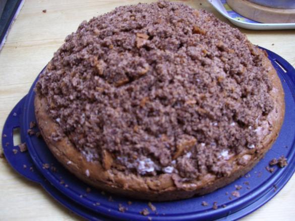 Maulwurfkuchen Von Polli Ein Thermomix Rezept Aus Der Kategorie