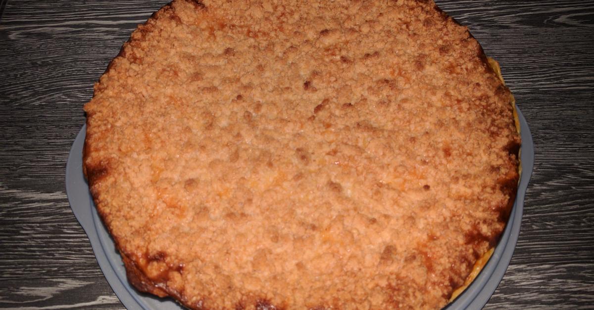 Streusel Mandarinen Schmand Kuchen Von Wanstebude Ein Thermomix