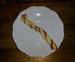 Käse Zwiebel Schinken Stängli