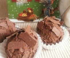Pralinen Rum-Schokolade very british