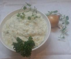 Joghurt Oregano Sauce