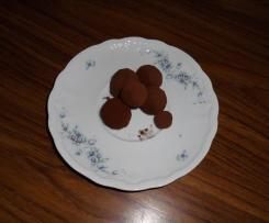 Früchtekugeln - Babypralinen - Pralinen ohne zusätzlichen Zucker