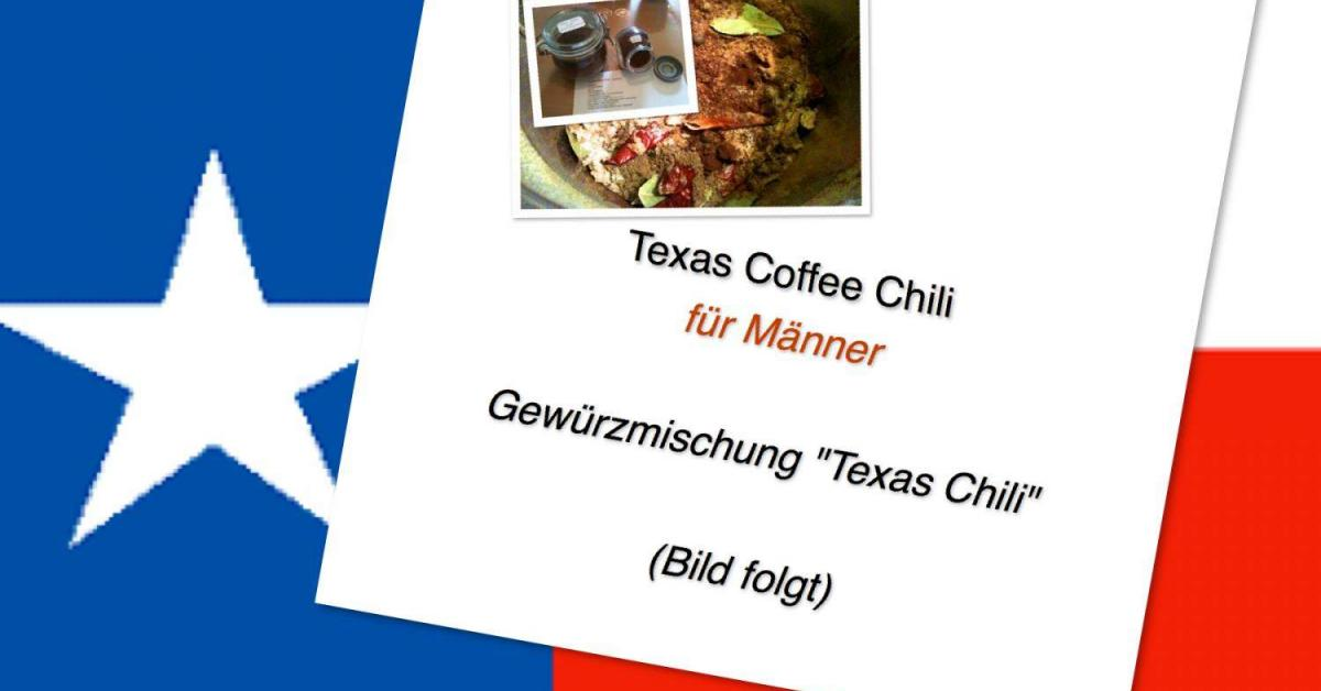 texas coffee chili f r m nner von tamiteule auf der thermomix community. Black Bedroom Furniture Sets. Home Design Ideas