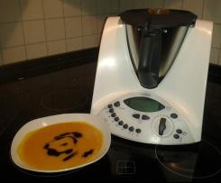 Fruchtige Kürbissuppe - einfach