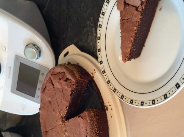 Schokoladenkuchen Mit Weichem Kern Von Petra3 Ein Thermomix