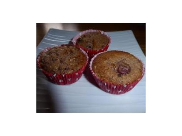 schoko kirsch muffins von martinabarbara ein thermomix rezept aus der kategorie backen. Black Bedroom Furniture Sets. Home Design Ideas