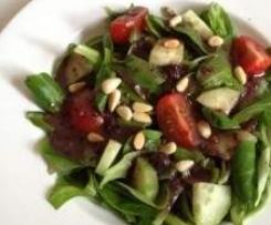 Johannisbeer - Salatdressing