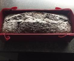 Würziger Rotweinkuchen - supersaftig und locker