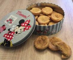 Surprise Snickerdoodles (Zimt-Kekse mit Überraschung)