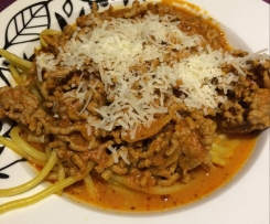 Bebby's Bolognese (all in one)