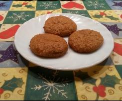 einfache kleine Lebkuchen Locker & Softig
