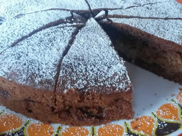 Dunkler Apfelkuchen Von Sophie Minna Ein Thermomix Rezept Aus Der