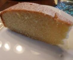 Ravani - Süßer Grießkuchen