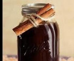 Chai Tea Latte Sirup/ Rezept des Tages 03.02.2014
