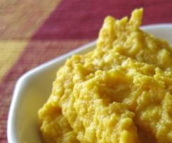 Karotten-Humus (vegan)
