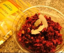 rote beete rohkost salat italienisch rdt am 17 von sauerampferst ngelchen ein. Black Bedroom Furniture Sets. Home Design Ideas