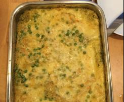 """Vegetarische Lasagne """"leicht"""""""