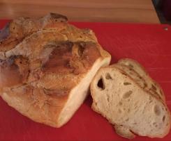 Helles Französisches Brot